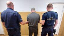 Do10 lat więzienia grozi 40-latkowi zakradzież zwłamaniem