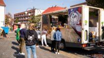 Raj dla wieluńskich smakoszy. WWieluniu zawitał Festiwal Dobrego Jedzenia iPiwa