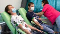18 litrów krwi zebrano podczas niedzielnej akcji krwiodawstwa