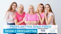 Profilaktyka raka piersi. 198 kobiet wŁódzkiem skierowanych naleczenie